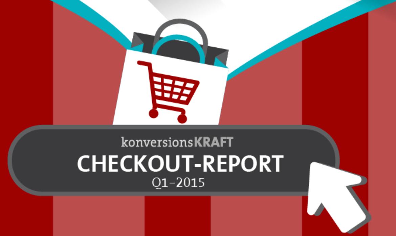 Checkoutprozess 2015 – Zahlen, Daten und Fakten