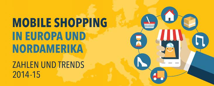 Infografik Mobile Commerce – fast 30% der e-Commerce Umsätze werden 2015 über Mobilgeräte umgesetzt