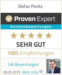 Stefan Ponitz Bewertungen